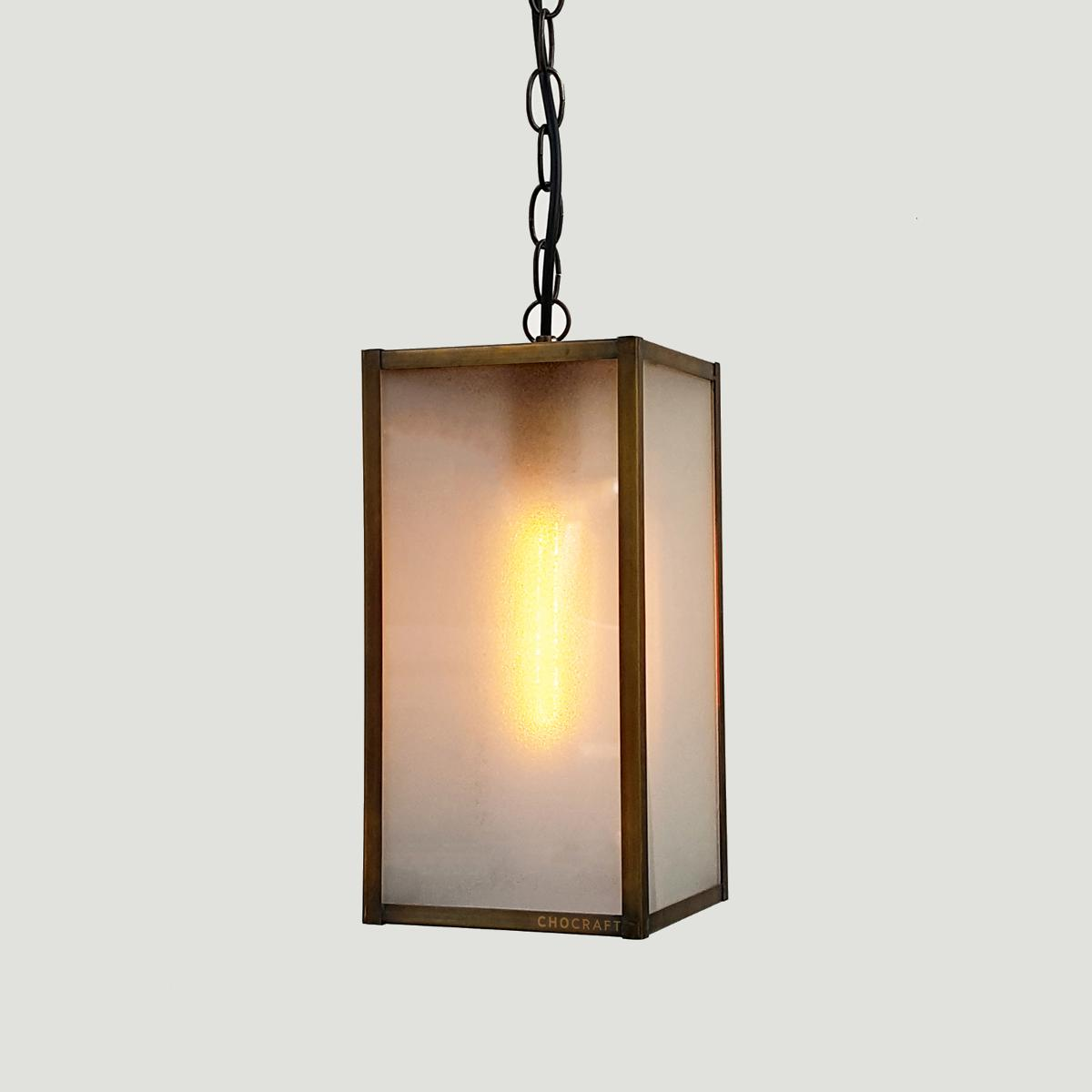Rect Lamp(Frosted Glass)